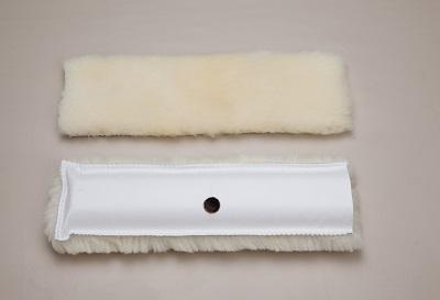 Lambskin Applicator Pads - Single Block Applicator 2