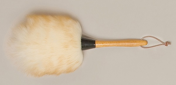 Lambswool Dusters - Timber W105G