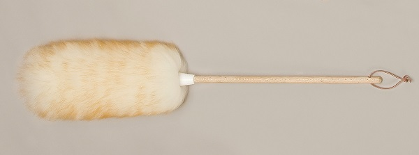 Lambswool Dusters - Timber W2411